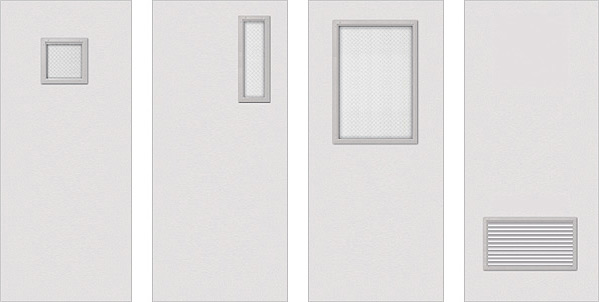 Commercial door unlockitu0027s secure high quality for Garage ad gap