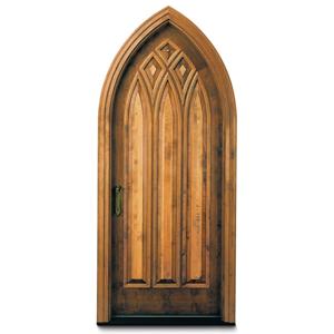 Gothic Entry Door Architectural 300x300
