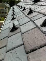 ... Snow Guard On Slate Roof ...